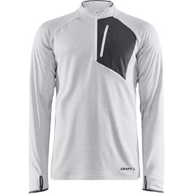 Craft Core Trim Thermal Midlayer Men grey melange
